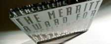 Merritt Award glass pic
