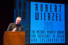 The 22nd annual Merritt Award for Excellence in Design and Collaboration at Loyola University.